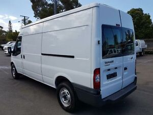 2011 Ford Transit VM White 6 Speed Manual Van Southport Gold Coast City Preview