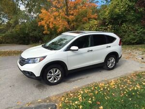 2012 Honda CR-V Touring SUV, Crossover