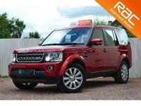 2015 65 LAND ROVER DISCOVERY 3.0 SDV6 SE 5D AUTO 255 BHP DIESEL