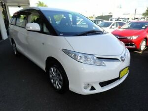 2016 Toyota Tarago ACR50R GLi White 7 Speed Constant Variable Wagon West Ballina Ballina Area Preview