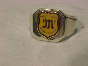 IF YOU REMEMBER MERRITTON Then here is a RING FOR YOU