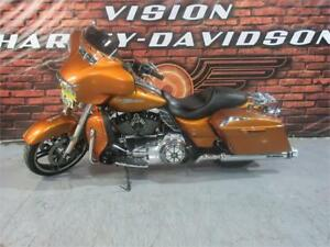 2014 FLHX Street Glide usagé Harley Davidson