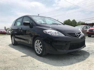 EASY FINANCING! LOW MILEAGE 2010 MAZDA 5 AUTOMATIC! GREAT SHAPE