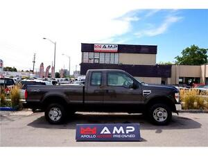 2008 Ford Super Duty F-250 4x4 5.4L v8 ^.5ft Box Gas
