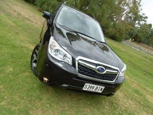 2015 Subaru Forester S4 MY15 2.5i-S CVT AWD Black 6 Speed Constant Variable Wagon Mount Barker Mount Barker Area Preview