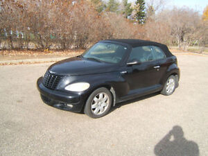 2005 Chrysler PT Cruiser Touring Edition Convertible