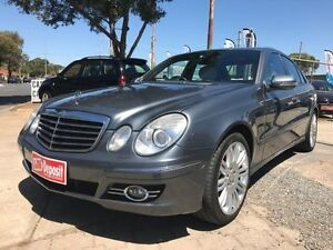 2008 Mercedes-Benz E280 211 MY07 Upgrade Avantgarde 7 Speed Automatic G-Tronic Sedan Para Hills West Salisbury Area Preview