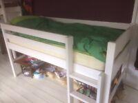 Warren Evans Mid Sleeper Bed