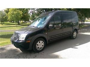 2012 FORD TRANSIT CONNECT *FACTORY WARRANTY, SHELVING*