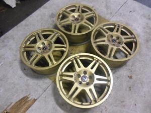 Subaru 5X100 Speedline Wheels Jante JDM