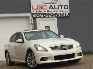 2010 INFINITI G37XS AWD Luxury Sport Sedan
