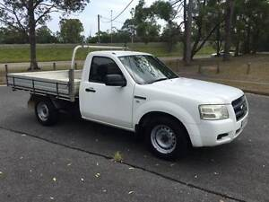 2008 Ford ranger xl (4x2) cab chassis 2.5 turbo diesel (176kms ) Rochedale South Brisbane South East Preview