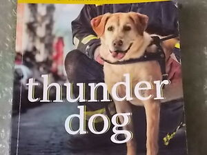'THUNDER DOG' New York Times Best Seller Book Armidale Armidale City Preview