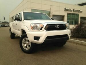 2014 Toyota Tacoma Double Cab 4x4 SR5 Power Package, Backup Came