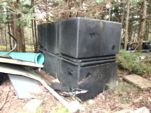 2 Large Dock Floats for sale