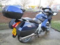 Honda ST 1300 ABS PAN EUROPEAN MOTORCYCLE