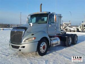 2010 International ProStar T/A Highway Tractor