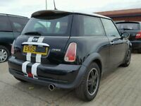 2005 Mini Cooper Petrol 1.6 Automatic Low Miles