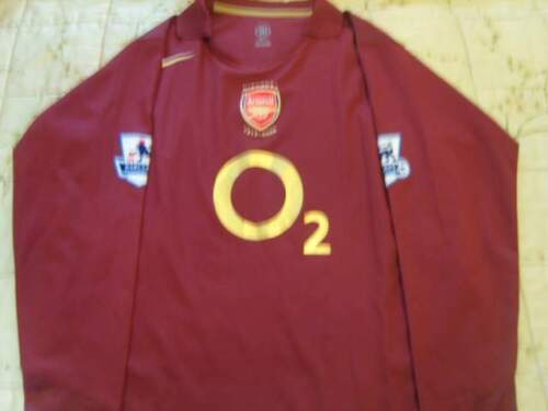Maglia Arsenal, #14 Henry, Premiership, preparata