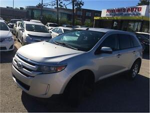 2013 Ford Edge SEL,Leather,Camera,Bluetooth