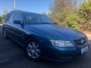 2005 Holden Commodore VZ Executive Blue 4 Speed Automatic Wagon Hoppers Crossing Wyndham Area Preview