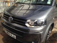 PCO hire vw transporter Shuttle 9 seats £250p/w