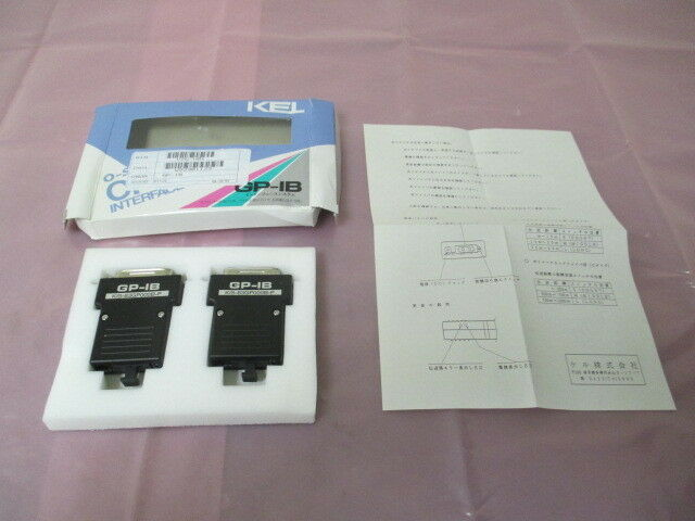 2 Kel Gp-1b To Optical Interface System, Kis-83gp00b-p, O-shuttle, Gpib, 413142