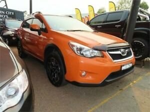 2012 Subaru XV G4X MY13 2.0i-L Lineartronic AWD Orange 6 Speed Constant Variable Wagon