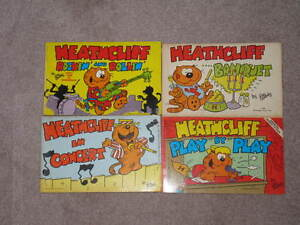 HEATHCLIFF, GARFIELD AND OTHERS FROM LATE 70s TO EARLY 80s