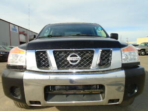 2008 Nissan Titan SE CREWCAB-ONE OWNER TRUCK-FINANCING AVAILABLE