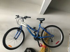 "Girls 24"" Speed NORCO Mountain Bike $50"