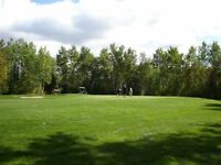 Grand Pines Manitoba Golf Course Lot For Sale