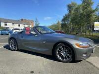 2004 BMW Z4 3.0 Z4 SE ROADSTER 2DR AUTOMATIC Convertible Petrol Automatic