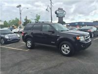 Ford Escape XLT-3.0L-4X4-NOIR 2008
