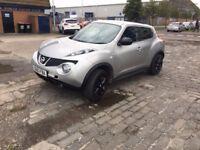2013 Nissan Juke 1.6 petrol 20k miles only 6499