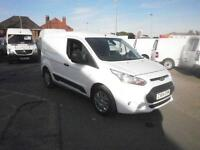 Ford Transit Connect T200 1.6 Tdci 75Ps Trend Van DIESEL MANUAL WHITE (2014)