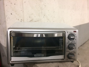 Toaster Oven - New