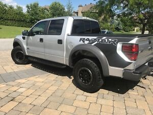 SVT FORD RAPTOR 2014