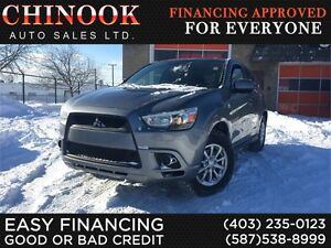 2011 Mitsubishi RVR SE AWD-Heated Seats,Bluetooth,Aux/USB,Cruise