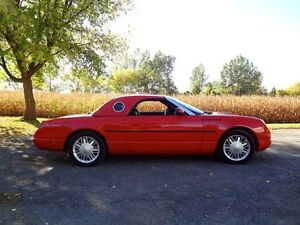 2002 Ford Thunderbird Coupe (2 door)