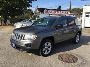 2011 Jeep Compass North Edition/4x4/Automatic/Certified