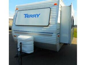 2004 TERRY 220 RBS       FALL PRICED! Edmonton Edmonton Area image 2