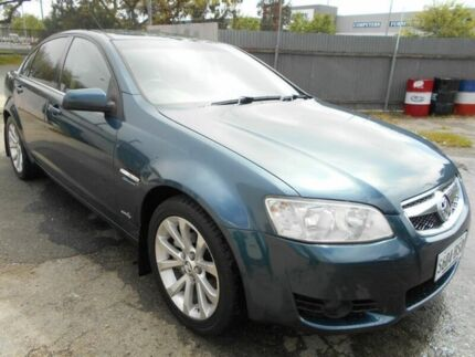 2011 Holden Berlina VE II International Green 6 Speed Automatic Sedan Woodville Charles Sturt Area Preview