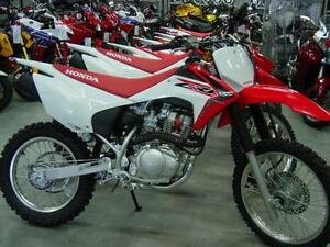 2015 HONDA CRF 150 FF MX Electric Start