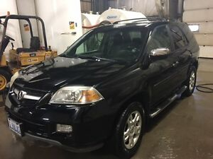 2006 Acura MDX Grand Touring SUV, Crossover Fully Loaded