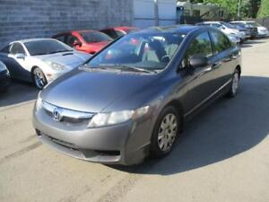 2009 Honda Berline Civic ( CLIMATISEUR - LIQUIDATION )