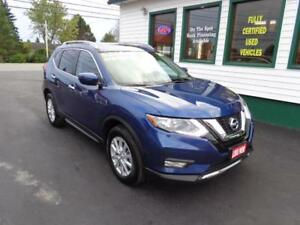 2017 Nissan Rogue SV AWD only $207 bi-weekly all in!