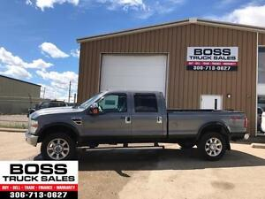 2009 Ford Super Duty F-350 SRW Lariat Long Box Diesel!!
