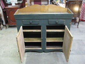 Antique Pine Dry Sink West Island Greater Montréal image 2