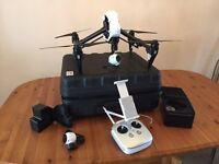 DJI Inspire 1 T600 Hard Case/ with Extra 3.5 optical DJI Z3 Camera/Batts RC Unit I pad not Included